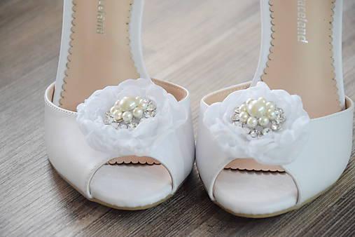 8c416da5f5 Svadobné topánky