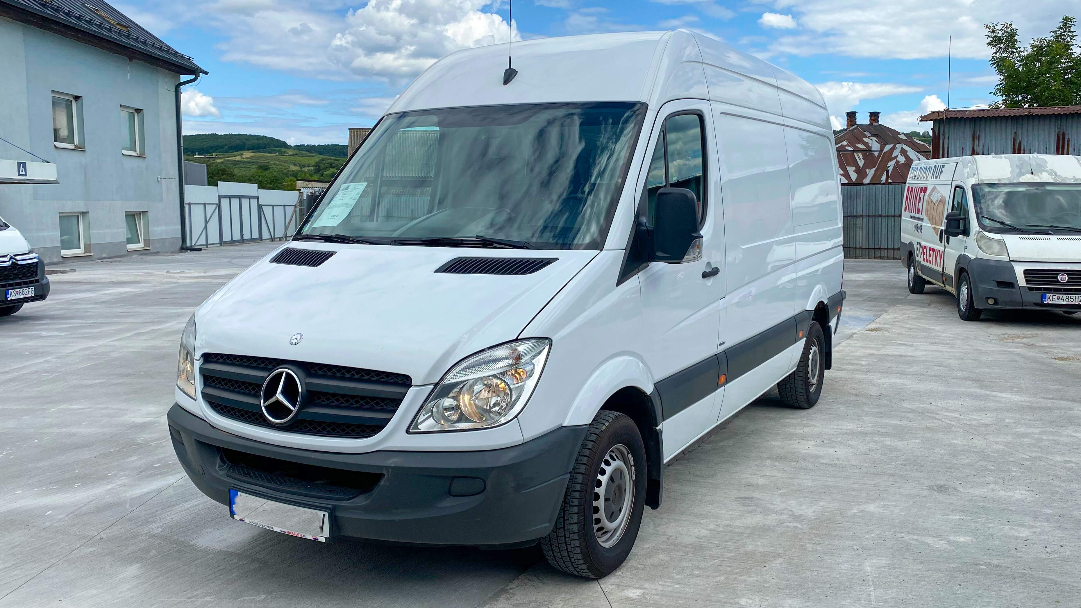 Mercedes-Benz Sprinter 313 CDI 2.2 CDI (47)
