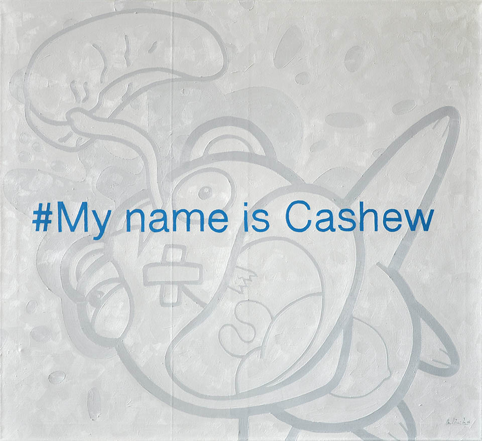 #my name is Cashew